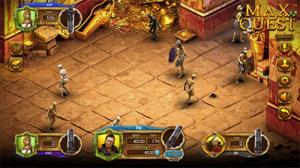 Max Quest Wrath of Ra von Betsoft Screenshot