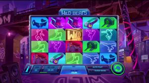 Special Moves im Wild Beats Slot Game