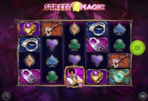 Street Magic Slot Screenshot
