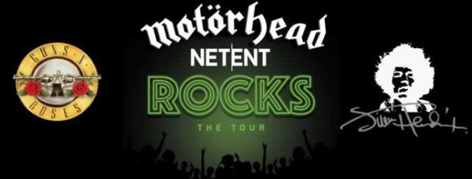 NetEnt rocks the slots