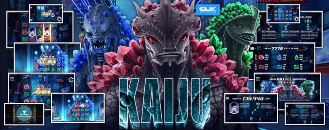 Kaiju Titelbild