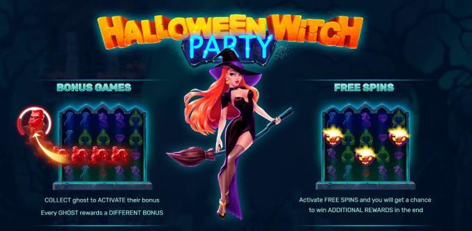 Slot Halloween