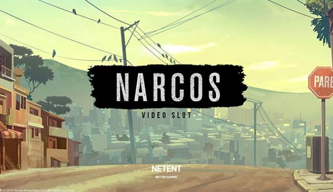 Narcos Slot von NetEnt