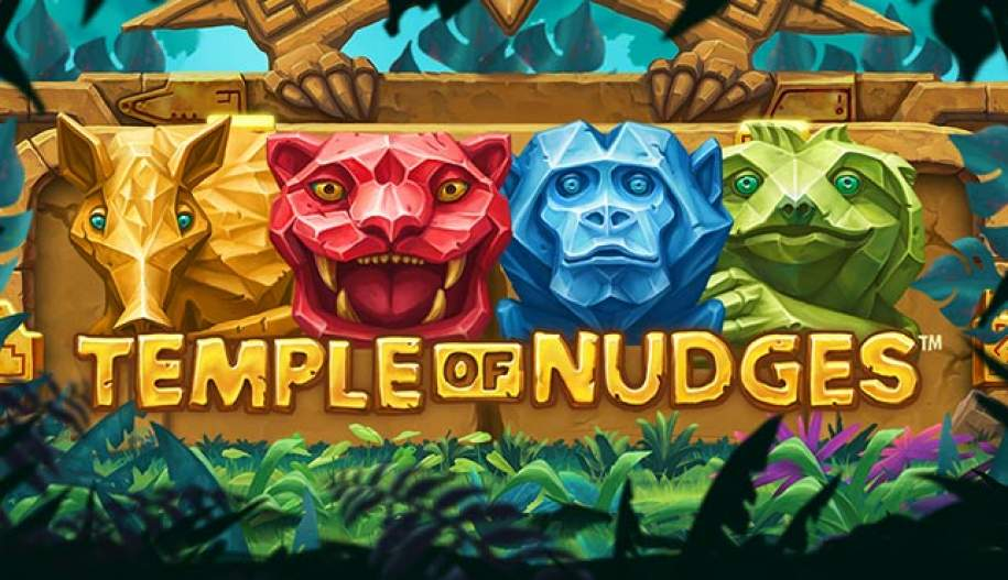 Temple of Nudges Slot von NetEnt